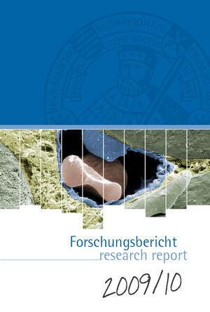 Forschungsbericht 2010