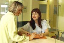Patient am UKJ