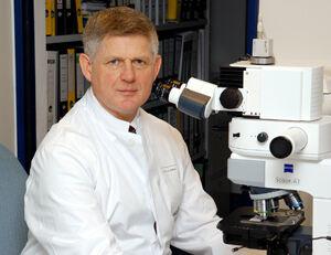 Prof. Dr. Andreas Hochhaus       Foto: UKJ