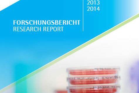 Forschungsbericht Research Report 2013 2014