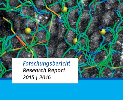 Forschungsbericht Research Report 2015   2016 on