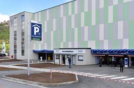 Am 4. Mai eröffnete das neue Parkhaus. (Foto: UKJ/Szabó)
