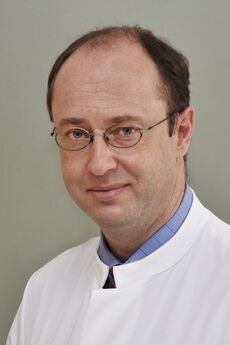 Prof. Dr. Marc-Oliver Grimm, Direktor der Klinik für Urologie am Universitätsklinikum Jena