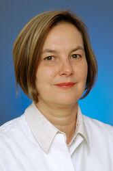 Prof. Dr. Felicitas Eckoldt-Wolke, Direktorin der Klinik für Kinderchirurgie am UKJ. Foto: UKJ.