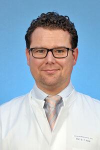 Prof. Dr. Florian Heidel   Foto: UKJ