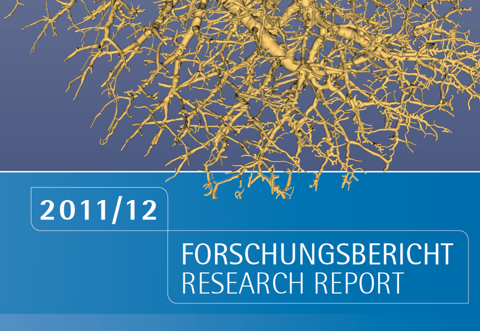 Forschungsbericht RESEARCH REPORT 2011/12