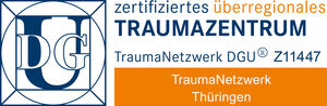 Zertifiziertes Traumazentrum